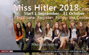 Miss Hitler szépségversenyt hirdettek egy orosz közösségi hálón