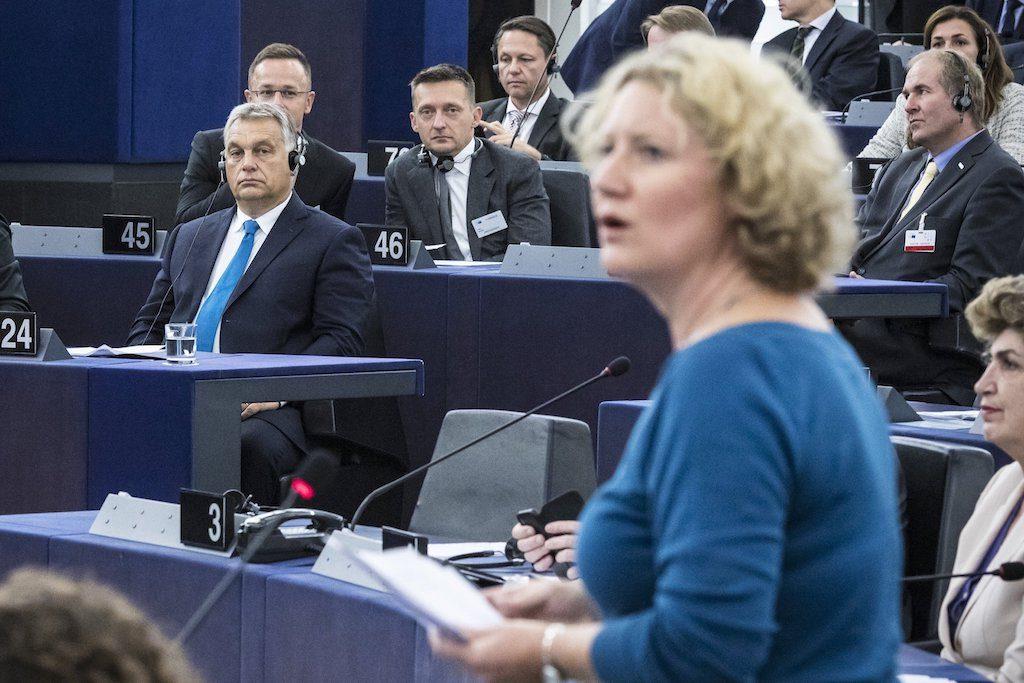 A magyarországi antiszemitizmus miatt aggódik az antiszemitának tartott brit politikus