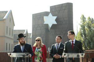A Sorsok Háza miatt feszültek egymásnak európai zsidó szervezetek vezetői