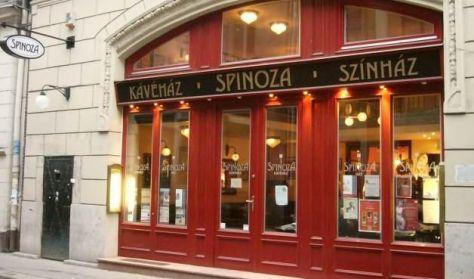 Spinoza Filmklub: Fekete könyv