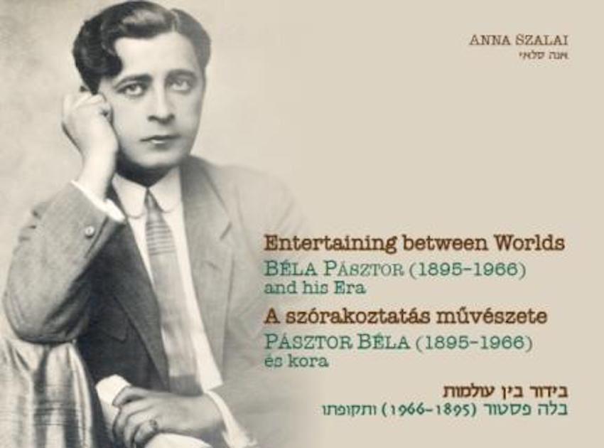 Az izraeli magyar színház elfeledett megteremtőjéről szóló könyvet mutattak be