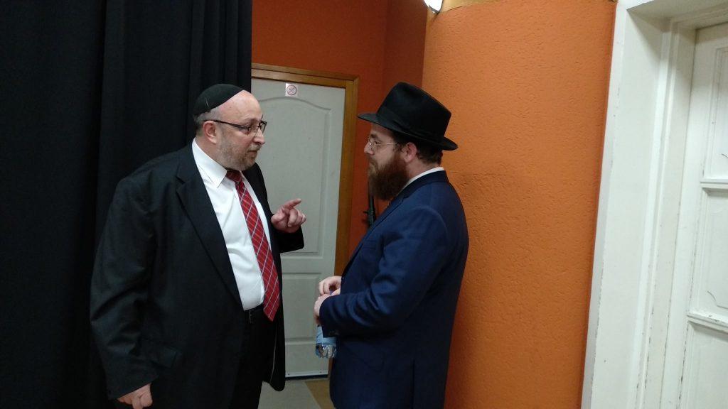 Viharos éve volt a magyar zsidó közösségnek