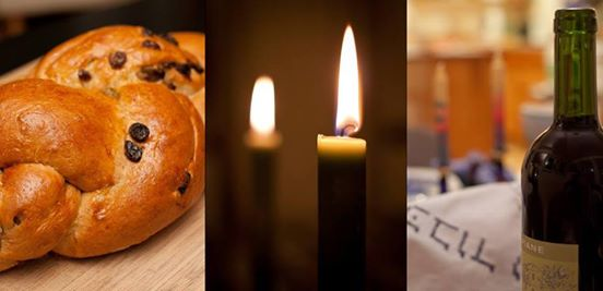 International Shabbat Dinner
