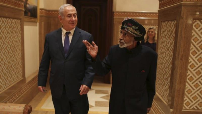 Omán szerint el kell fogadni Izrael létét a Közel-Keleten