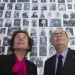 Becsületrenddel tüntették ki Franciaország leghíresebb nácivadász párosát