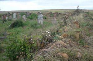 Náci légifotók segítségével tárják fel az elfeledett zsidó sírokat