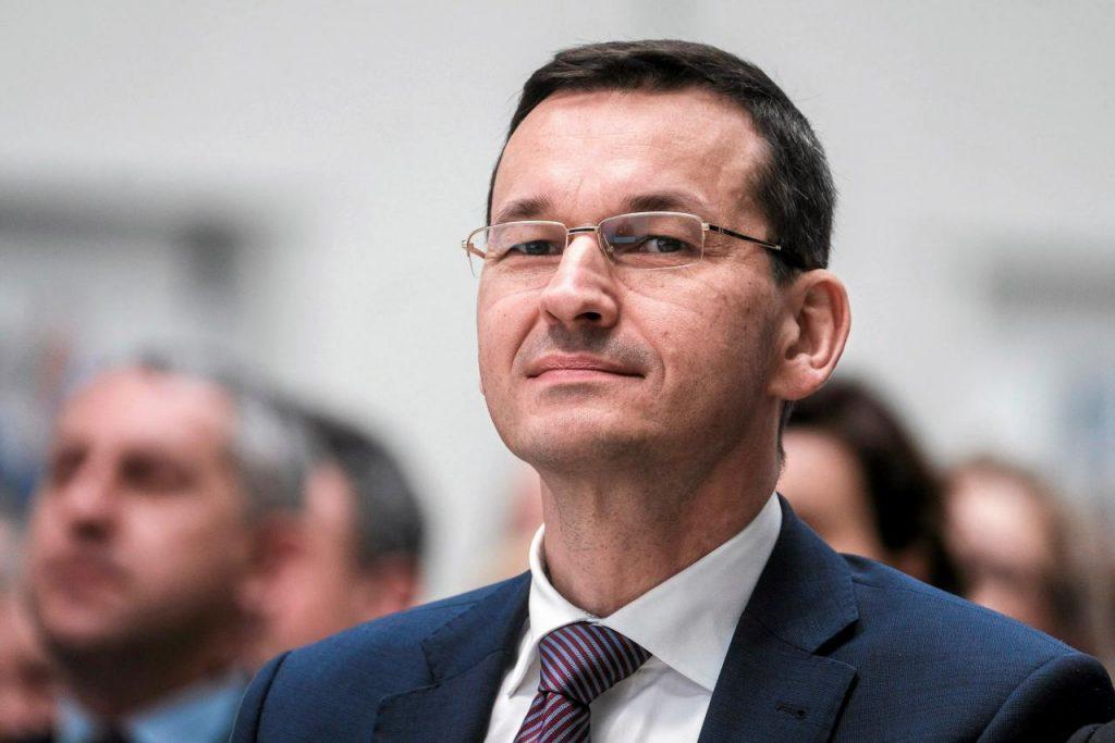 Antiszemita megjegyzésen kapták a lengyel miniszerelnököt