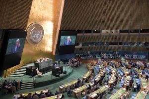 Palesztina lesz a fejlődő országok vezetője az ENSZ-ben