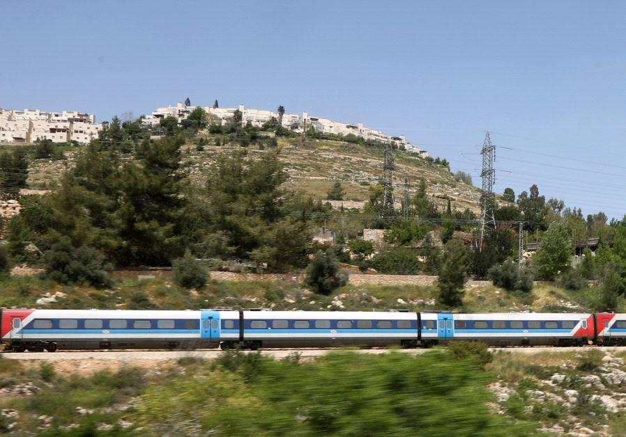 Fél óra alatt átruccanhatunk Tel Avivból Jeruzsálembe mostantól
