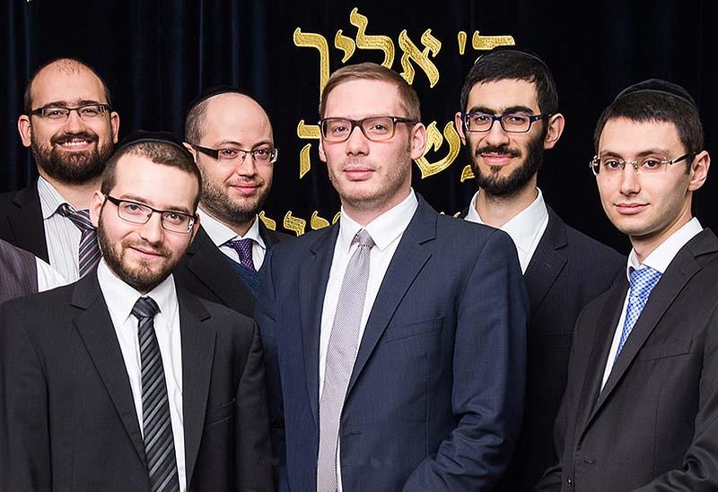 A holokauszt óta először avattak ortodox rabbikat Berlinben