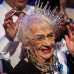 93 éves nő Izrael új Miss Holokauszt Túlélője