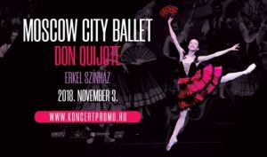 MOSCOW CITY BALLET – Don Quijote