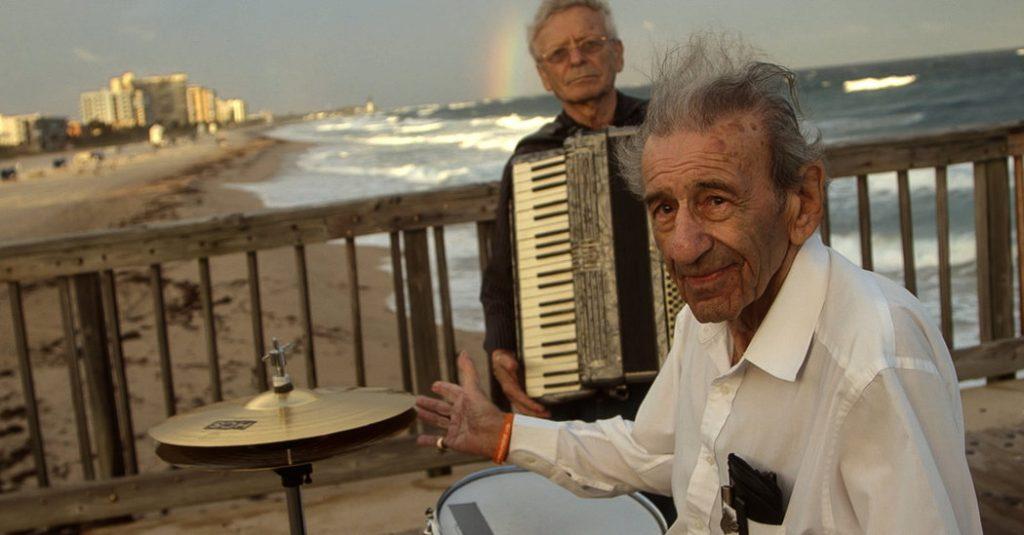Holokauszt túlélő turnézik zenekarával Izraelben