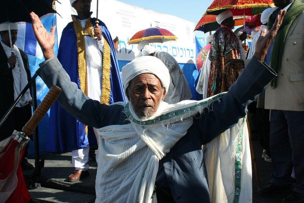 Ma van a szigd, az etióp zsidók ünnepe