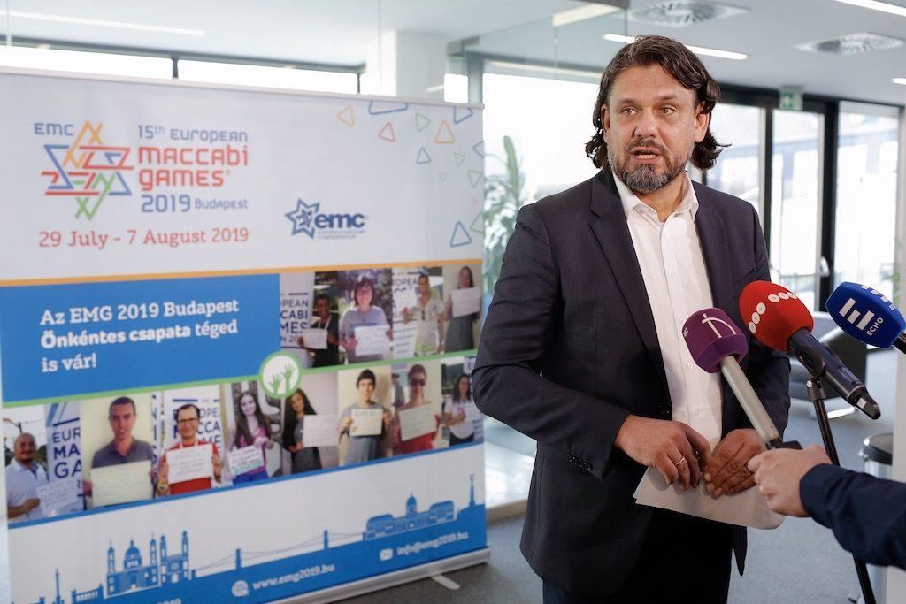 Megvan a Maccabi Európa Játékok új központi helyszíne
