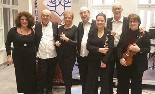 Klezmerész koncert