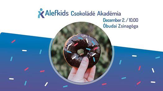 Alefkids Hanukai Csokoládé Akadémia