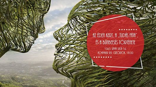 """Az Éden kert, a """"tudás fája"""", és a bűnbeesés története"""