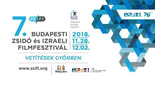 Győri Zsidó és Izraeli Filmfesztivál