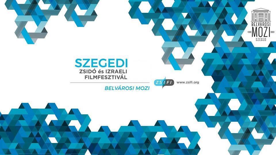 Zsidó és Izraeli Filmfesztivál Szegedre látogat