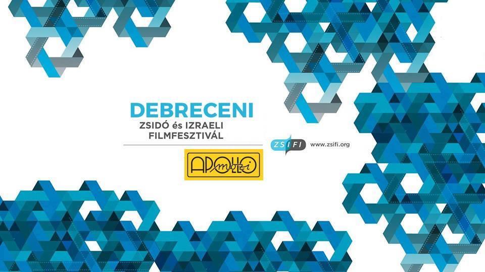 Zsidó és Izraeli Filmfesztivál Debrecenre látogat