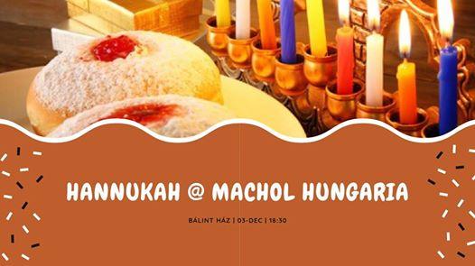 Hannukah // Machol Hungaria