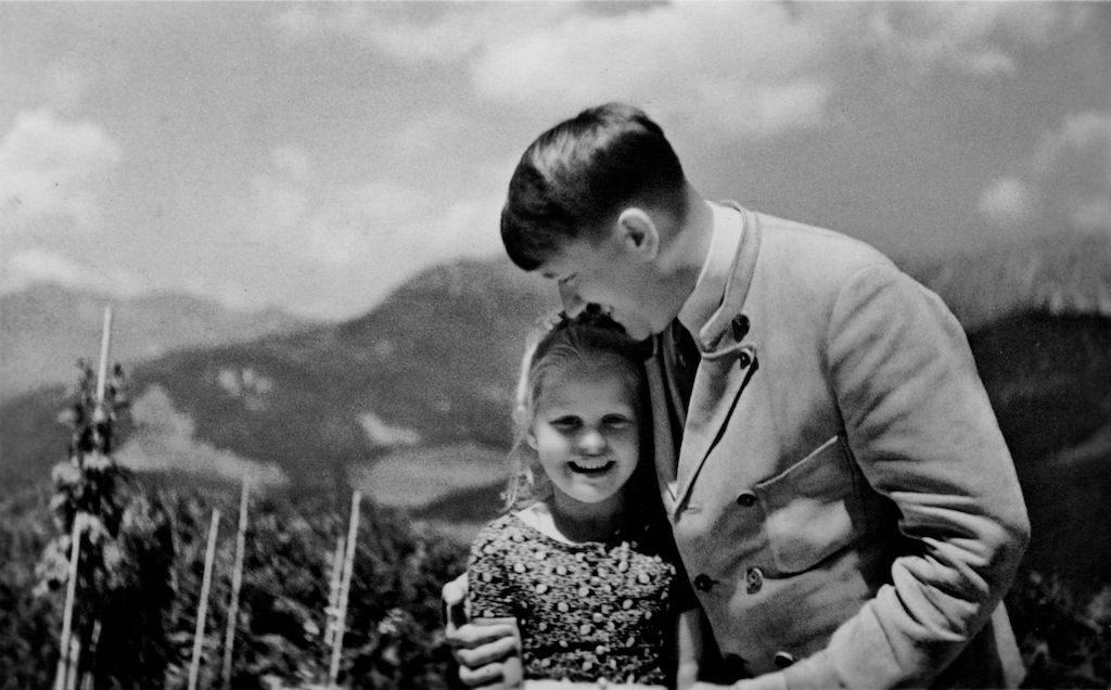 Hitler bácsinak szólította a Führert a zsidó kislány, akivel összebarátkozott