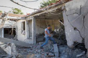 Halálos áldozata is van a Gázából Izraelre zúduló rakétatámadásoknak