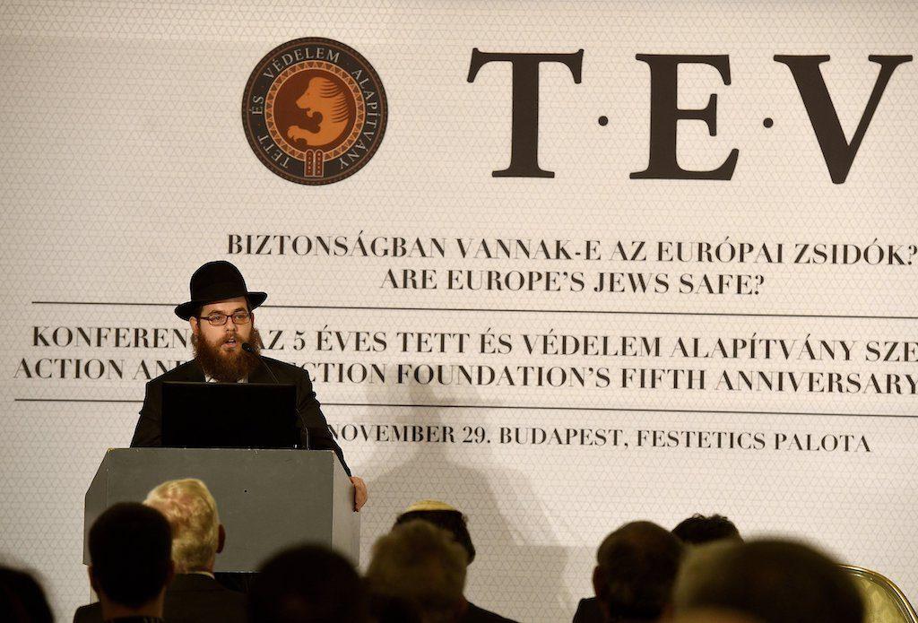 Évi félmilliárd forintot ad a kormány az antiszemitizmus elleni küzdelemre