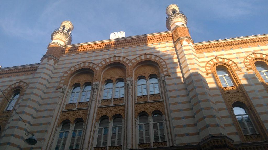 A Műemléki Világnapon díjazták a Rumbach zsinagóga helyreállítását