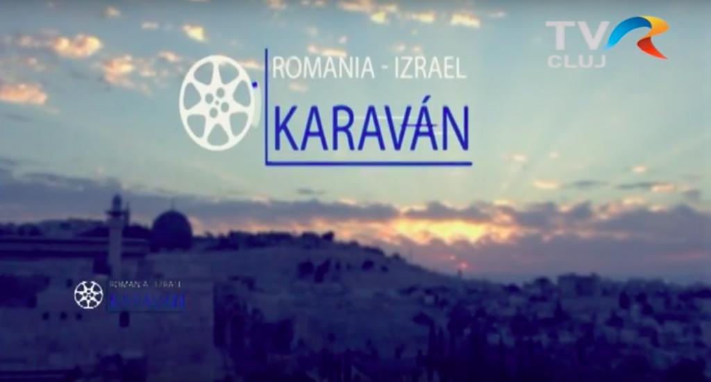 Izraelben járt az Erdélyi Riport