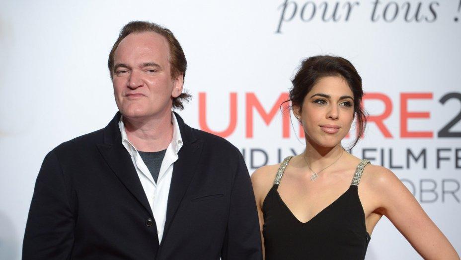 Quentin Tarantino egy izraeli énekesnőt vett feleségül