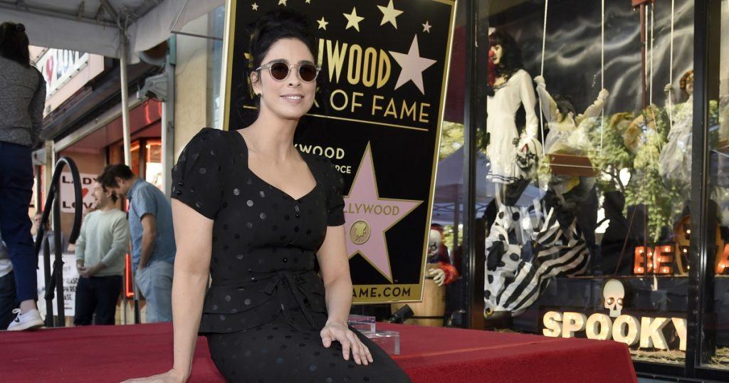 Jobb, ha az ember Hollywoodban kap csillagot, mintha a kabátjára kell egyet varrnia