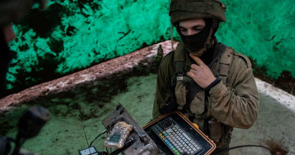 Már négy terroralagutat talált az izraeli hadsereg a libanoni határnál