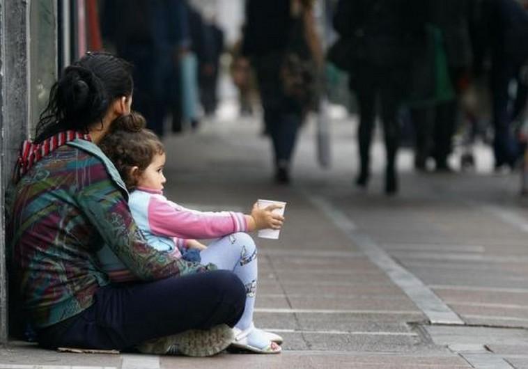 Döbbenet: egymillió szegény gyermek él Izraelben
