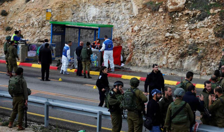 Izraeli halálos áldozatai is vannak az újabb ciszjordániai merényletnek