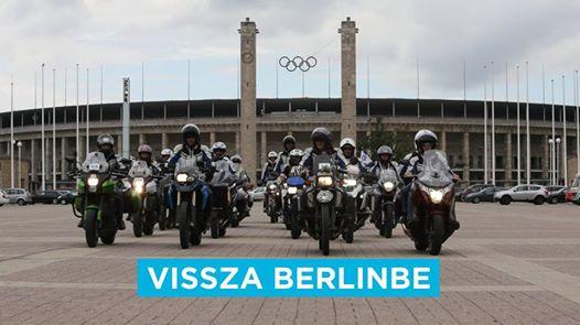 Vissza Berlinbe / Back to Berlin + beszélgetés/discussion