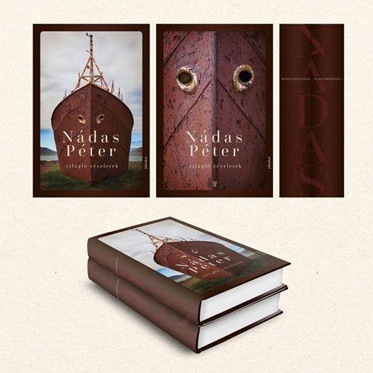Eszterház Könyvklub – Nádas Péter: Világló részletek