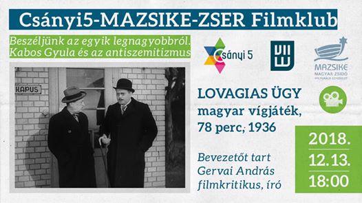 Csányi5-MAZSIKE-ZSER Filmklub