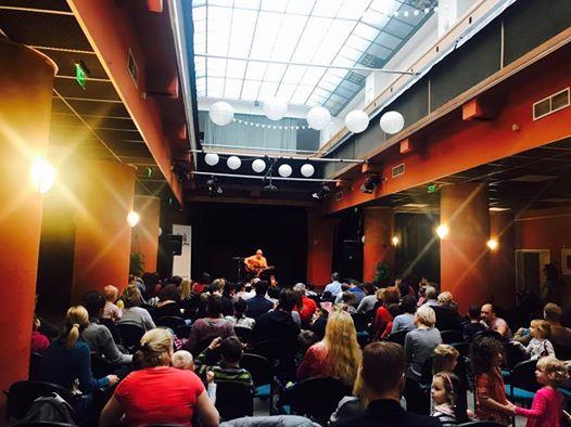 Gryllus Vilmos Maszkabál koncert a Bálint Házban