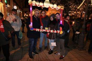 Együtt gyújt gyertyát az EMIH és a MAZSIHISZ helyi szervezete Debrecenben