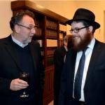Heisler András a neológ vallási bíróságon adott be keresetet Köves Slomóval szemben