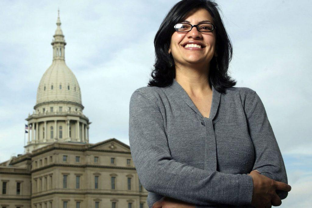 Az újonnan megválasztott amerikai képviselő Ciszjordániába viszi a kollégáit