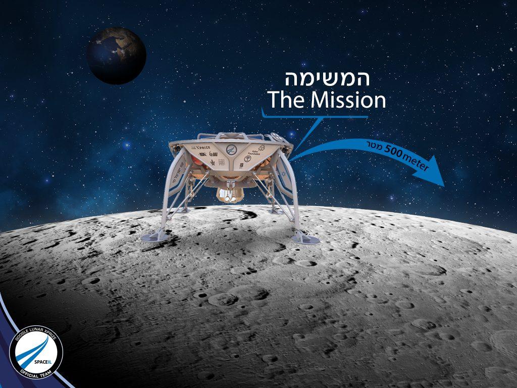 Holokauszt történeteket is visz a Holdra az izraeli űrszonda