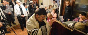 Közösségi adakozásból lett új imaszoba hanuka alkalmából Halason