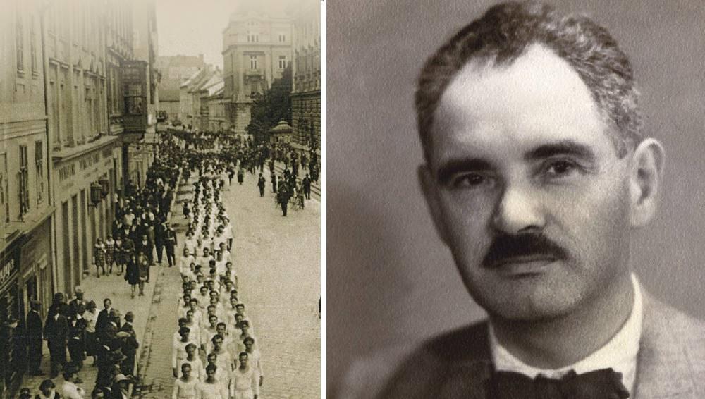 Emléktáblát kap a több mint 1300 embert megmentő zsidó üzletember