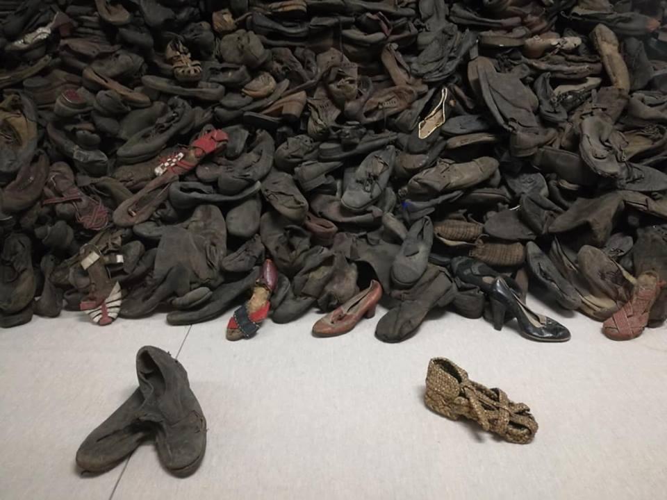 Auschwitzot átérezni nekünk, itt, most, talán lehetetlen