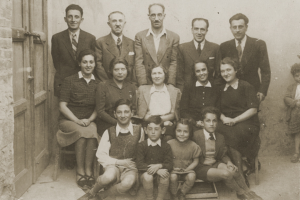 Ahol a lakosságnak köszönhetően elmaradt a holokauszt
