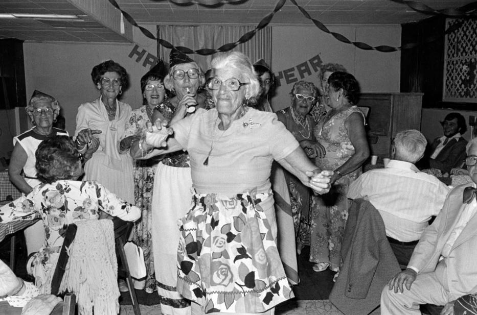 Érdekes fotók a 70-es évek Miamijáról, a nyugdíjas zsidók paradicsomáról