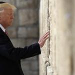 Jeruzsálem közös, de megosztott főváros lenne Trump kiszivárgott béketerve szerint